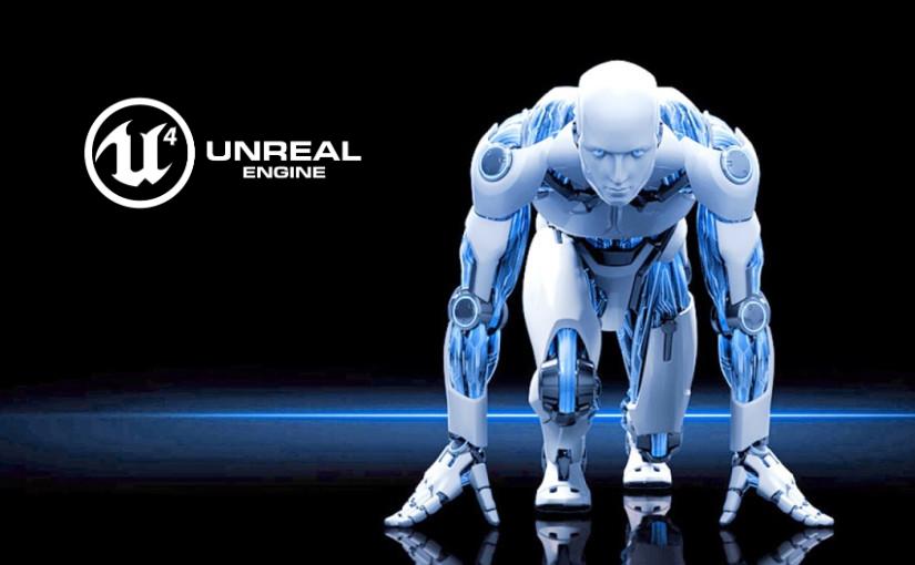 Inteligência Artificial UE4 – Environment Query System (2/2) : Oprojeto